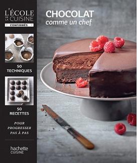 L cole de la cuisine chocolat comme un chef - Cuisine comme un chef ...