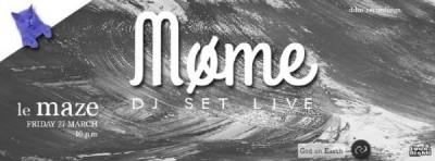 Live set Mome @Maze 27.03.15