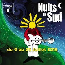 Nuits du Sud Vence 2015