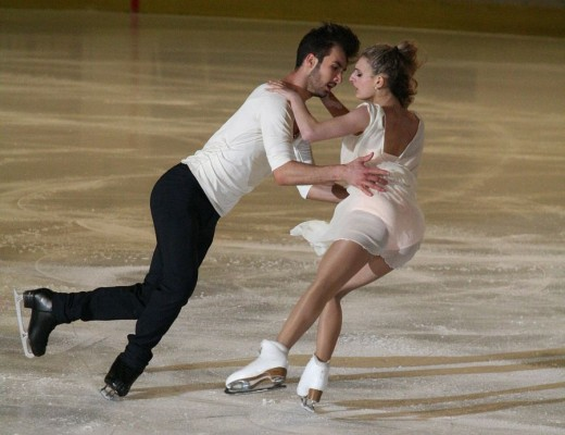 Equipe de France Patinage tournee  (18)_resultat