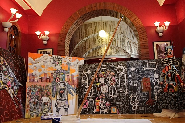 L'atelier Villa de France