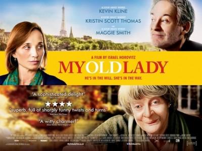 Porté par un casting de rêve, My Old Lady est à voir à partir du 6 mai prochain