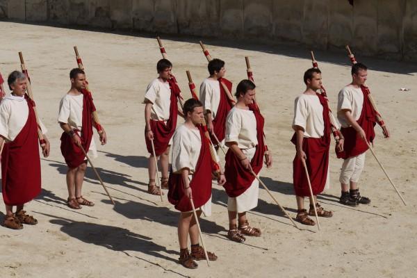 Les riches Romains
