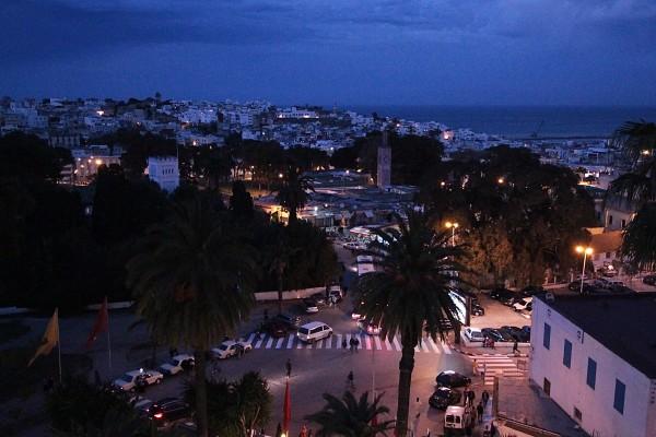 Terrasse de Tanger