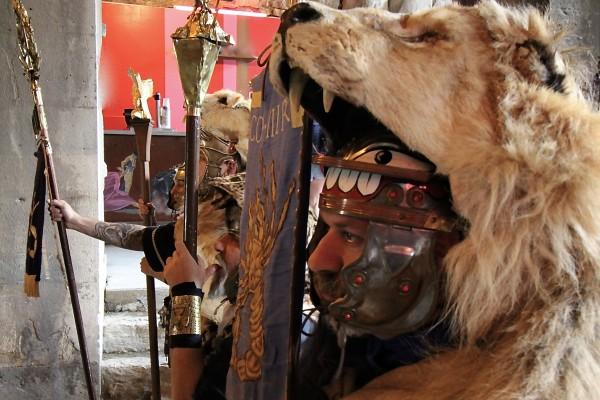 Guerrier Lion