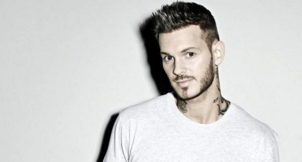 M Pokora Virgin Radio Bordeaux