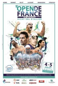 Open de France de Natation Vichy
