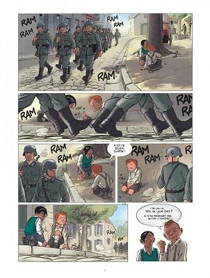 enfants-resistance-t1-premieres-actions-le-lombard-extrait