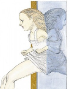 livre-d-art-alice-de-l-autre-cote-du-miroir-pat-andrea-la-maison-du-miroir
