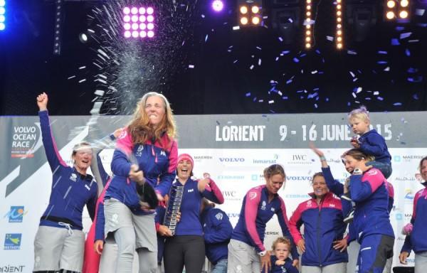 197VolvoRace Lorient 2015
