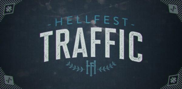 Hellfest 2015 Traffic