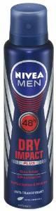Les deodorants classiques