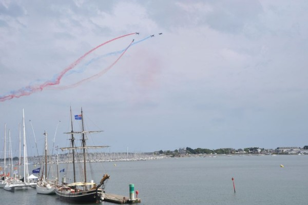 Volvo Race Lorient-Patrouille de France (10)