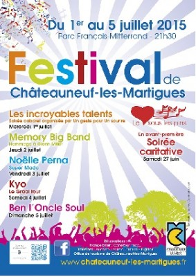 festival de martigues