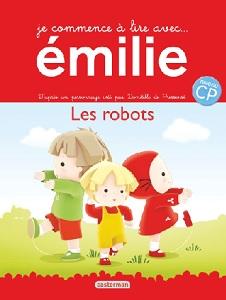 je-commence-a-lire-emilie-les-robots-casterman