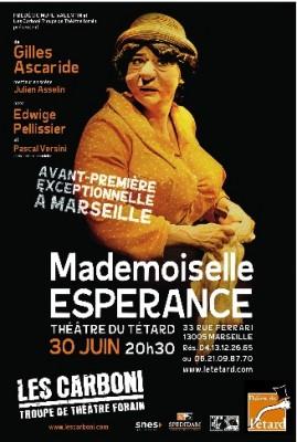 mademoiselle esperance