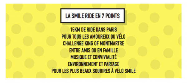 smileride 7 points