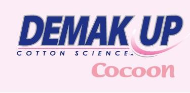 DEMAK'UP revient avec la gamme Cocoon