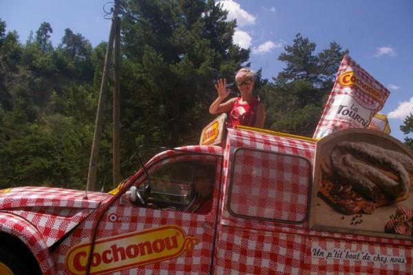 Caravane Cochonou Tour de France (2)