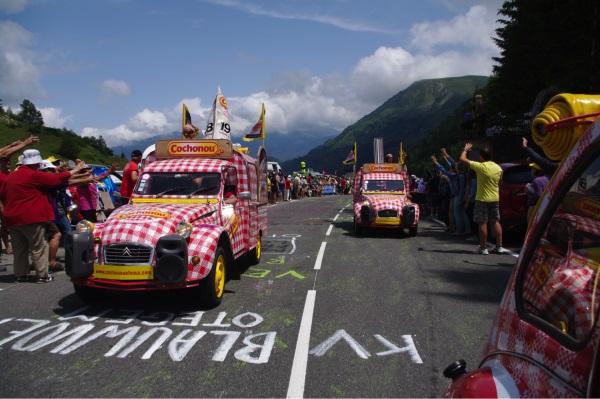 Cochonou Tour de France