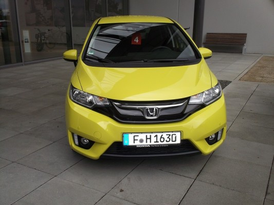 Nouvelle Honda Jazz