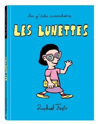 Les lunettes de Raphaël Fejtö - Un univers ludique et coloré !