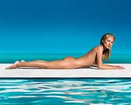 5. Kate Moss nude landscape