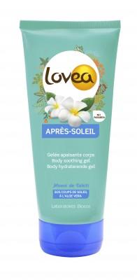 LOVEA - Gelée  apaisante SOS coups de soleil à l'Aloe Vera - 200 ml