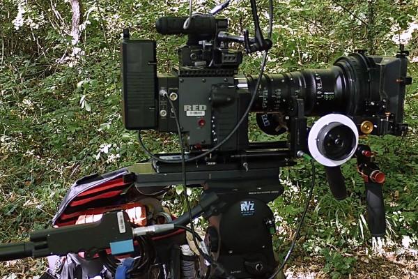 La caméra de Mocky