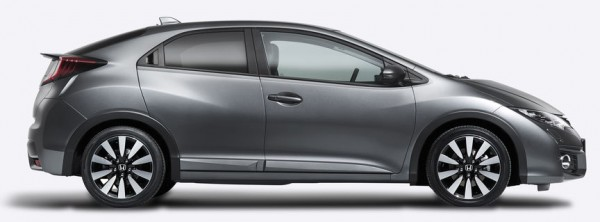 Nouvelle Civic 2015
