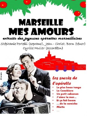 marseille mes amours