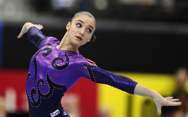 Alyia Mustafina