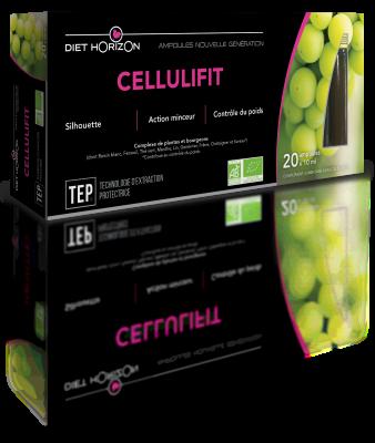 Cellulifit-Ampoules nouvelle génération de Diet Horizon