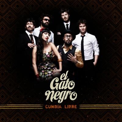Album GatoNegro en concert - Cumbia Libre