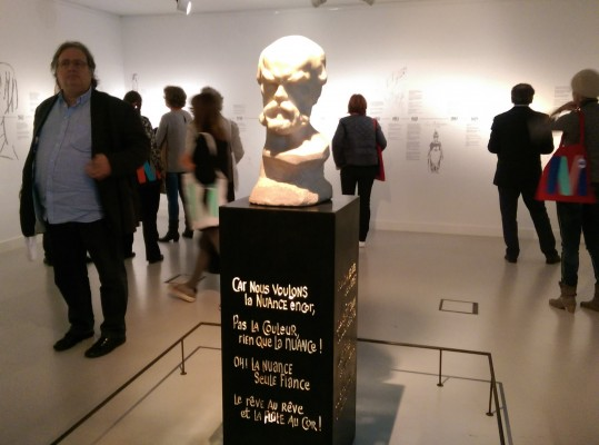 Exposition Verlaine au BAM-Mons 2015-