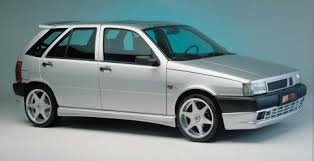 Fiat Tipo ancienne