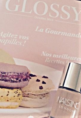 "GLOSSYBOX ""La Gourmande"" Octobre 2015"
