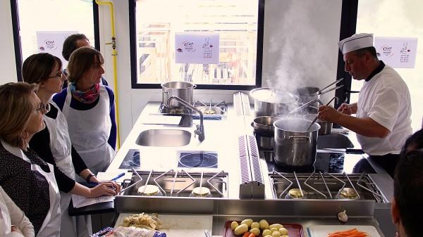 L'atelier culinaire
