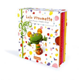 Le « Coffret Lulu Vroumette »  4 petites histoires drôles et attachantes aux Éditions MAGNARD
