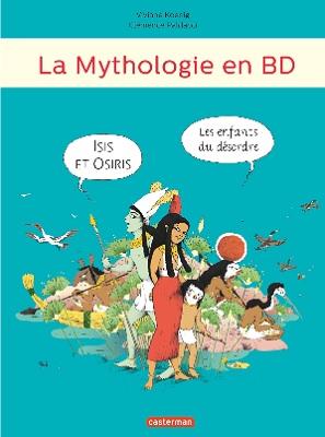 la-mythologie-en-bd-isis-et-osiris
