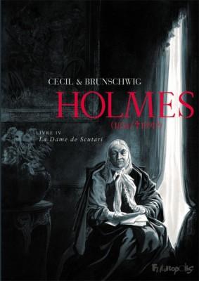 HOLMES Tome4 – La dame de Scutari