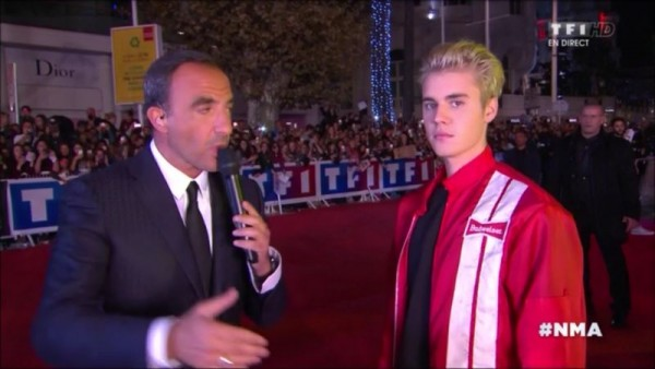 REPLAY NRJ MUSIC AWARDS (21) Justin Bieber
