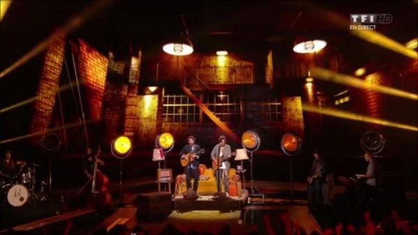REPLAY NRJ MUSIC AWARDS -Frero Delavega Live