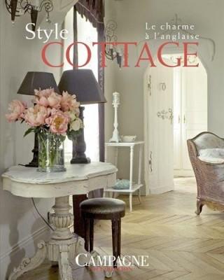 Style cottage le charme à l'anglaise aux Ed. Glénat 001