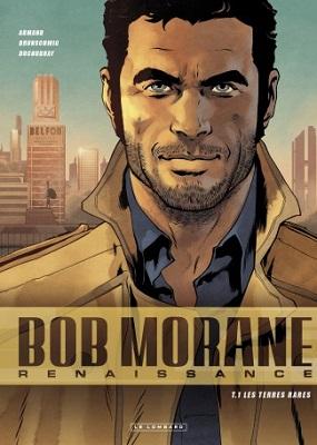 bob-morane-renaissance-t1-terres-rares-le-lombard