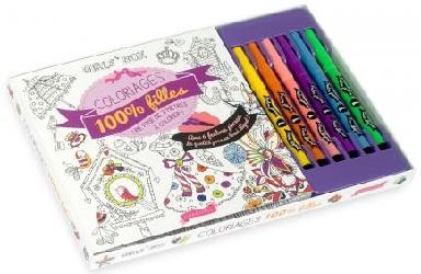 girls-box-coloriages-100-pour-cent-filles-larousse