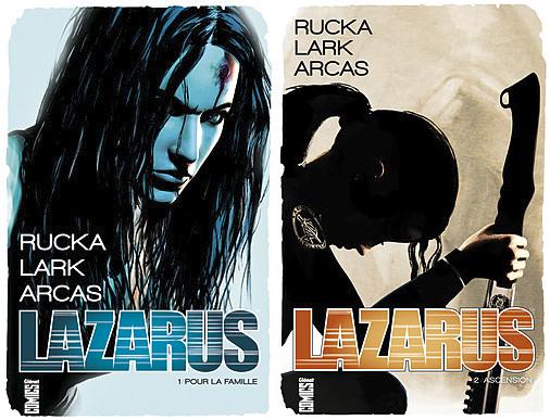Lazarus T1 & T2