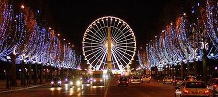 Grande Parade des Champs-Elysées