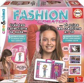 EDUCA-fashion-creator-mode