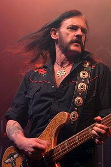Cancer foudroyant pour Lemmy